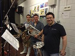 Wingates soloists