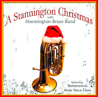A Stannington Christmas – Stannington Brass Band With Bolsterstone MVC – MHP 1210