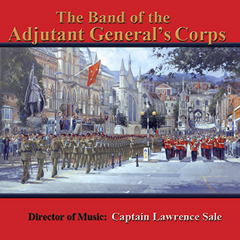 Crown Imperial -The Band Of The Adjutant General's Corps – MHP209