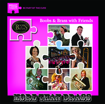 CD recording 'More Than Brass' Boobs and Brass