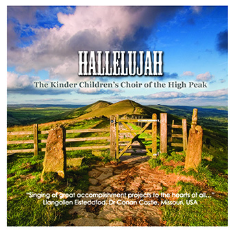Hallelujah – The Kinder Chidren's Choir Of The High Peak – KCR007D
