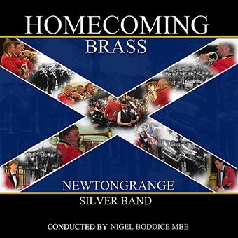 Homecoming Brass – Newtongrange Silver Band – MHP409