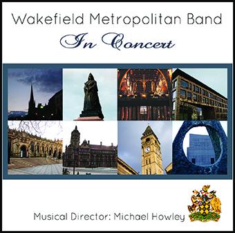 In Concert – Wakefield Metropolitan Band – MHP1512