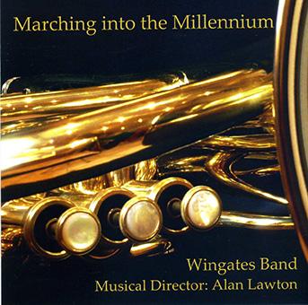 Marching Into The Millennium – Wingates Band – DG2000.01