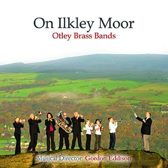 On Ilkley Moor – The Otley Bands – MHP212