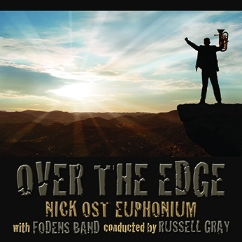 Over The Edge – Nick Ost With Fodens Band – MHP1609