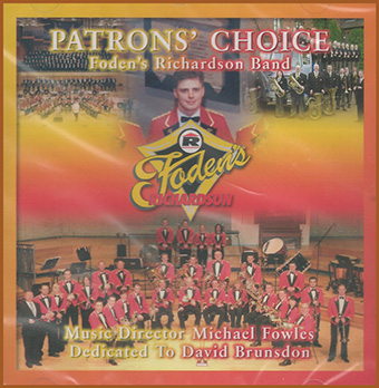 Patrons' Choice – Foden's Band – MHP 509