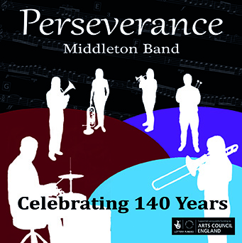 CD Perseverance Middleton Band