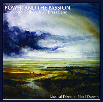 Power And The Passion – Dodworth Colliery MW Brass Band – MHP 1610