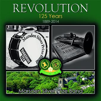 Revolution – Marsden Silver Prize Band – MHP214