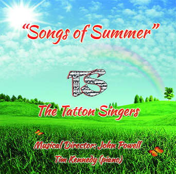 Songs Of Summer – The Tatton Singers – MHP114