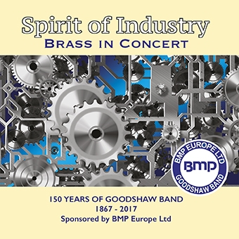 'Spirit Of Industry' – BMP Europe Goodshaw Band – MHP217