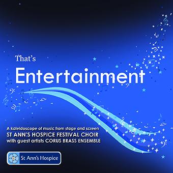 That's Entertainment – St Ann's Hospice Festival Choir – MHP1012