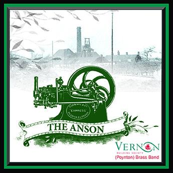 The Anson – Poynton Brass Band – MHP1011