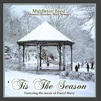 'Tis The Season Middleton Band – MHP 310