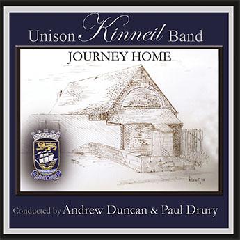 Journey Home – Unison Kinneil Band – MHP 609