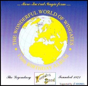 The Wonderful World Of Wingates – Wingates Band – DGE CD3