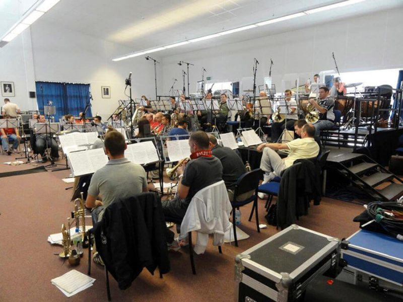 CD Recording The Band Of The Army Air Corps