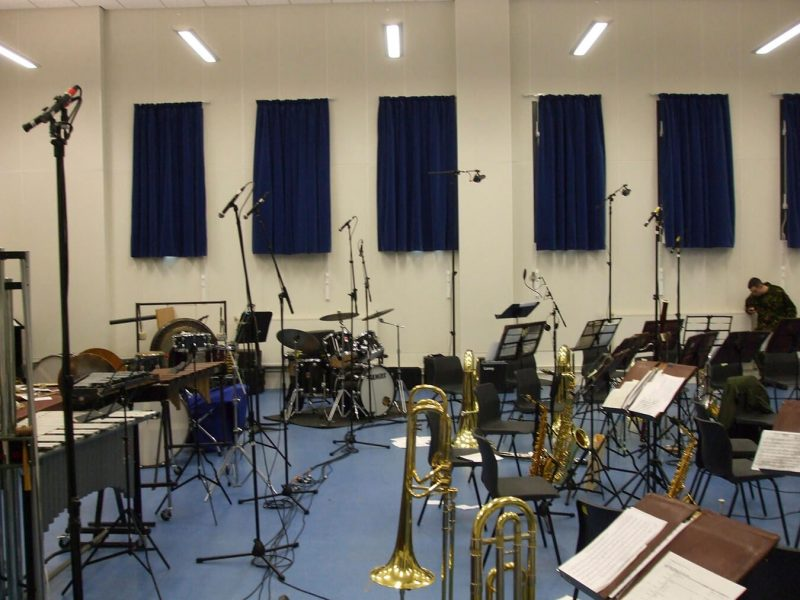 Recording Of The Band Of The Parachute Regiment