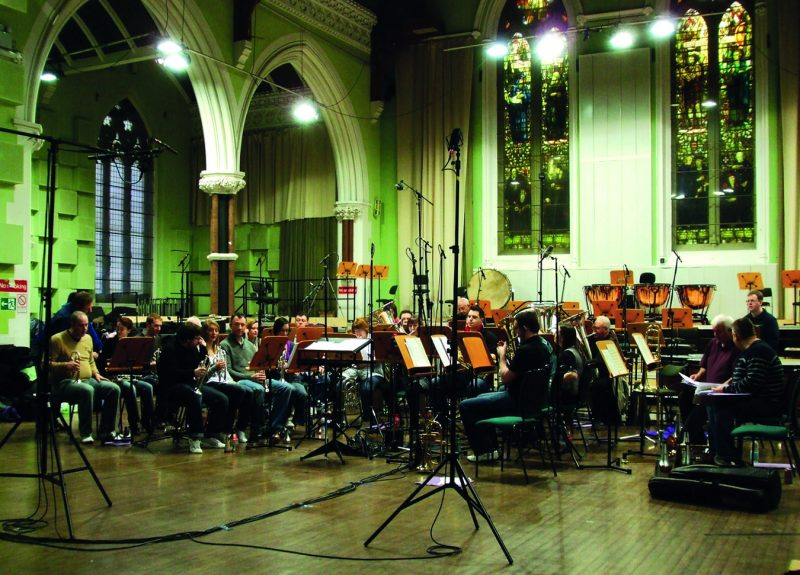 CD recording 'A Bit on the Slide' Simon Johnson with Kingdom Brass