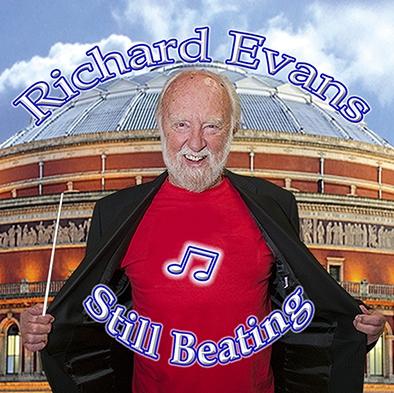 """Richard Evans Still Beating""-MHP316-audio CD Recording-online Shop"
