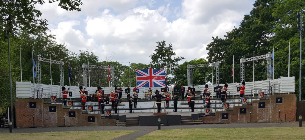 Farewell to Kneller Hall British Army Royal Corps of Army Music